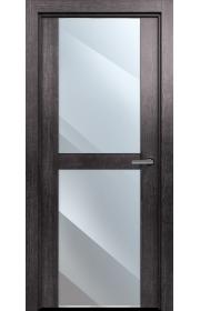 Двери Статус 422 Пепельный венге стекло Зеркало