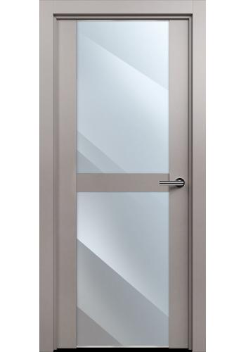 Двери Статус 422 Грей стекло Зеркало