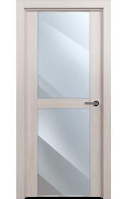Двери Статус 422 Ясень стекло Зеркало