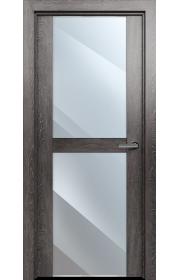 Двери Статус 422 Дуб патина стекло Зеркало