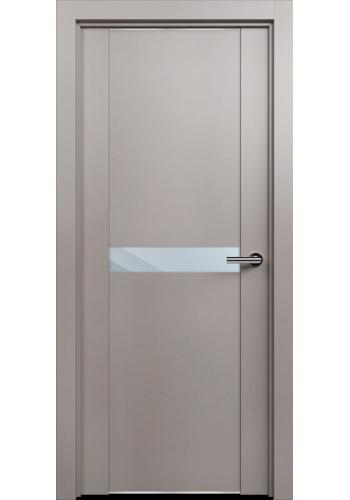Двери Статус 411 Грей стекло Зеркало