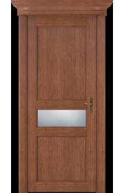 Двери Статус 534 Анегри Сатинато белое матовое