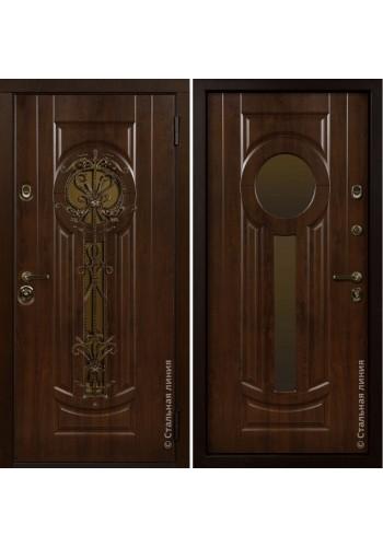 Двери Стальная линия Афина