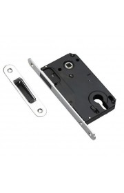 Защелка под цилиндр магнитная Adden Bau Key Mag 5085 Хром