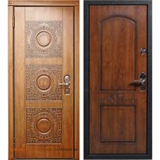 Дверь стальная линия Круг (Милано)