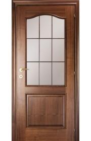 Дверь Марио Риоли Primo Amore 111C черный орех ДО