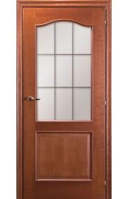 Дверь Марио Риоли Primo Amore 111C вишня амбра ДО