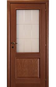 Дверь Марио Риоли Primo Amore 411 тонированный дуб ДО