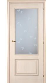 Дверь Марио Риоли Domenica 511B Орех нуга ДО