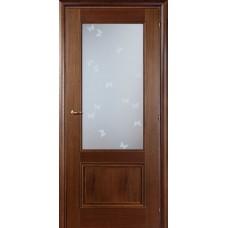Дверь Марио Риоли Domenica 511B итальянский орех ДО