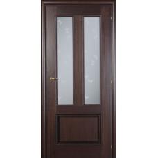 Дверь Марио Риоли Domenica 512VB орех махагон ДО