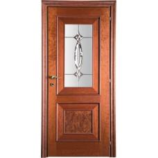 Дверь Марио Риоли Arboreo 111 вишня амбра ДО
