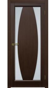 Двери Матадор Атик 3 Венге Стекло светлое