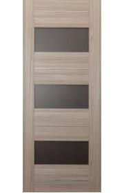 Дверь Профиль Дорс 41X Капучино мелинга Стекло матовое