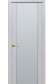 Дверь Профиль Дорс 8X Эш вайт Мелинга Белый триплекс