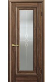 Дверь Профиль Дорс 24Х Светлый орех ДО