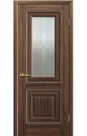 Дверь Профиль Дорс 28Х Светлый орех ДО