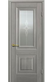 Дверь Профиль Дорс 28Х Серый дуб ДО