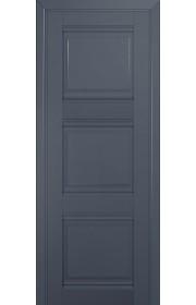Двери Профиль Дорс 3U Антрацит ДГ