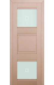 Двери Профиль Дорс 6U Капучино Сатинат Стекло Узор матовый 2
