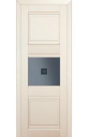 Двери Профиль Дорс 5U Магнолия Сатинат Стекло Узор графит 2