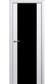 Двери Профиль Дорс 8U Аляска Стекло Черный Триплекс