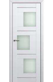 Двери Профиль Дорс 13U Аляска Стекло Мателюкс