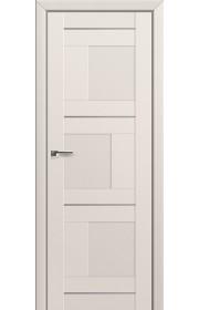 Двери Профиль Дорс 12U Магнолия Сатинат ДГ