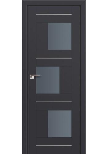 Двери Профиль Дорс 13U Антрацит Стекло Графит
