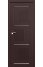 Двери Профиль Дорс 12U Темно-коричневый ДГ