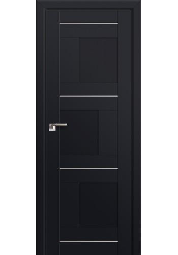 Двери Профиль Дорс 12U Черный матовый ДГ