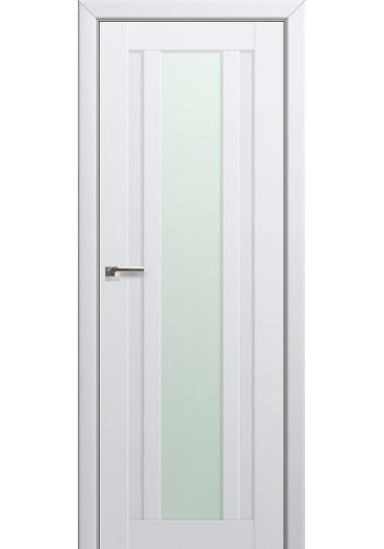 Двери Профиль Дорс 16U Аляска Стекло Мателюкс