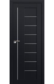 Двери Профиль Дорс 17U Черный матовый ДГ