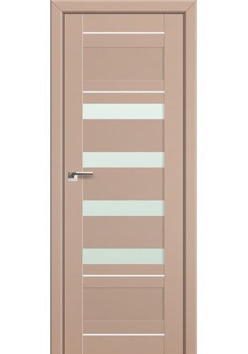 Двери Профиль Дорс 32U Капучино Сатинат Стекло Мателюкс