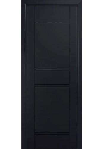 Двери Профиль Дорс 50U Черный матовый ДГ