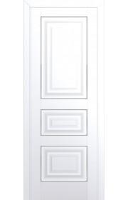 Двери Профиль Дорс 25U Аляска ДГ Серебро