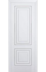 Двери Профиль Дорс 27U Аляска ДГ Серебро