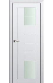Двери Профиль Дорс 43U Аляска Стекло Varga