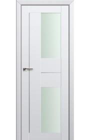 Двери Профиль Дорс 44U Аляска Стекло Varga