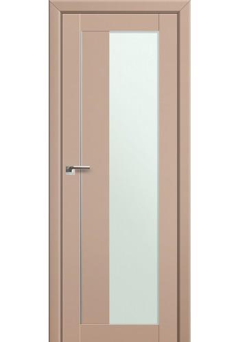 Двери Профиль Дорс 47U Капучино Сатинат Стекло Мателюкс