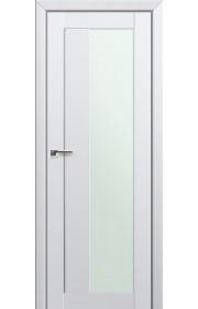 Двери Профиль Дорс 47U Аляска Стекло Мателюкс