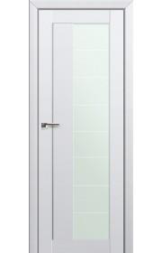 Двери Профиль Дорс 47U Аляска Стекло Varga