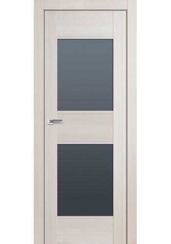 Дверь Профиль Дорс 51X Эш Вайт Мелинга Стекло Графит