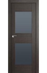 Дверь Профиль Дорс 51X Грей Мелинга Стекло Графит