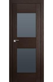 Дверь Профиль Дорс 51X Венге Мелинга Стекло Графит