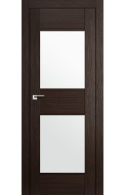 Дверь Профиль Дорс 51X Венге Мелинга Стекло Белый Триплекс