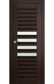 Дверь Профиль Дорс 55X Венге Мелинга Стекло Мателюкс