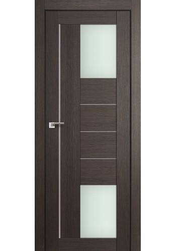 Дверь Профиль Дорс 43X Грей Мелинга Стекло Мателюкс
