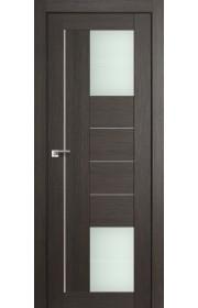 Дверь Профиль Дорс 43X Грей Мелинга Стекло Varga