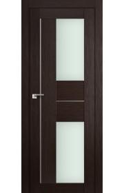 Дверь Профиль Дорс 44X Венге Мелинга Стекло Мателюкс
